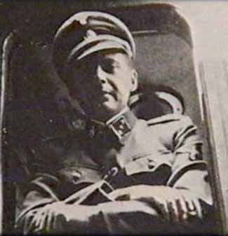 picture of the late Josef Mengele